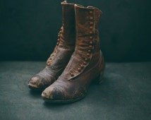 Popular Items For Victorian Boots On Etsy