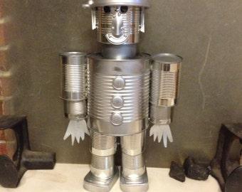 Tin Can Tin Man