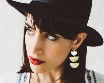 Lunes Earrings