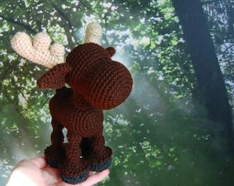 Chocolate Moose - ADOPT ME