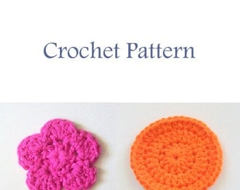Scrubbies Crochet Pattern, Instant Download PDF