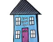 Home Sweet Home art - Ori...