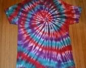 Tie Dye T Shirt - Adult Size L