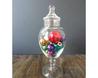 Apothecary Pedestal Jar