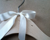Ribbon Bow for Name Hanger Personalized Wedding Hanger Several Color Options