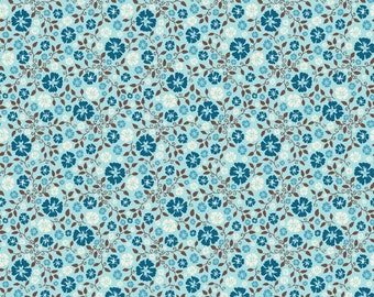 20EXTRA 50% OFF Roundup Cowboy Floral Blue