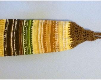 Looped Hanging Towel Southwestern Colors