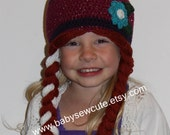 Anna Hat - MADE TO ORDER
