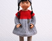 """Spring Outfit for 13""""-15'', 32-36cm Dolls"""