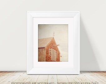 Autumn Barn Photography, brown rustic fall home decor, fine art photography, Farmhouse style, brown soft dreamy, New England art
