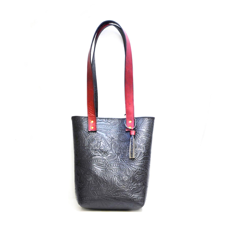 Western Tote Bag 34