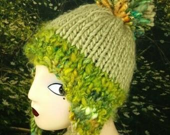 Flora Holly Jolly Hat