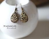 Marrakesh Vintage Earrings