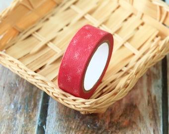 Ribbon BOWS Washi Maskin Tape