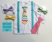 Boys Easter Shirt. Boys Easter Clothes. Toddler Boy Easter Outfit. Sizes 2t 3t 4t 5t 6 8 tshirt. Toddler tie and suspenders. Easter Bow tie.