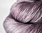 Rose which must not be named - Silk Lace Yarn - knotty skein