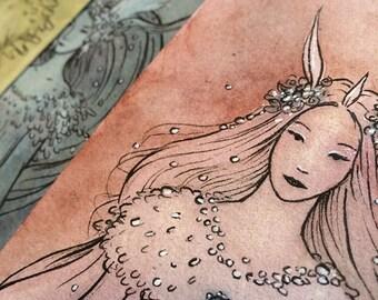 Original Fairy Painting