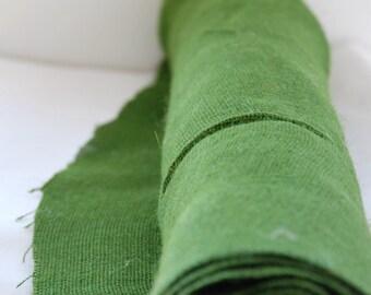 JUTE BURLAP Cross stitch fabric fine in 4 colors