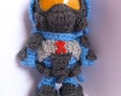 Destiny Video Game - Hunter doll