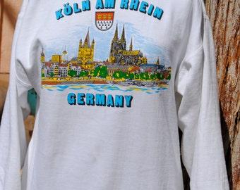 Vintage 1980's Germany Sweatshirt
