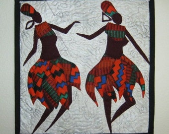 Asabone  Art Quilts ready to Ship!