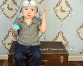 Bunny Hat, Baby Bunny Hat,Blue Bunny Hat, Toddler Crochet Hat, Baby Newborn Hat, Baby Photo Prop, Rabbit Hat, Newborn Bunny Hat/cbbcreations