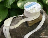 "Measuring Tape Ruler Decorative Ribbon - 1"" Width, Priced Per Yard"