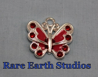 Red Butterfly Charm 60315018