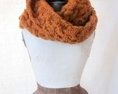 Chunky Braided Cowl Pattern