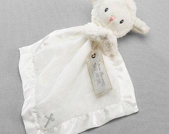 Personalized Bedtime Blessing Lamb Lovie