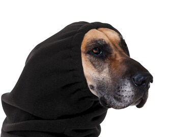 GREAT DANE Dog Hood, Dog Hat, Snood