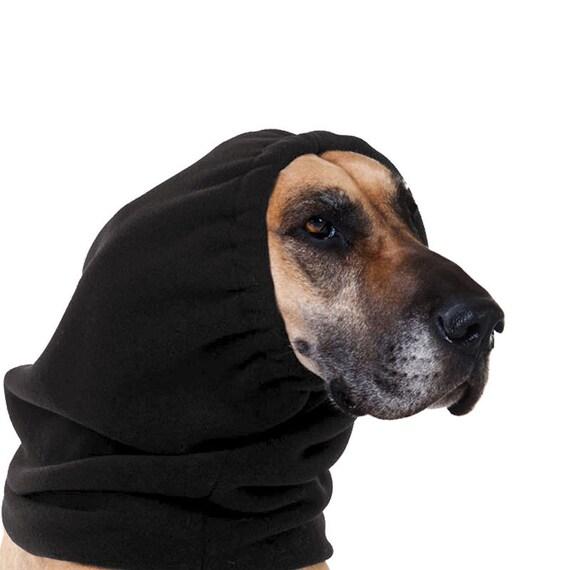 GREAT DANE Dog Hood, Dog Hat, Snood