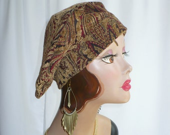 Woman's Tapestry Beret
