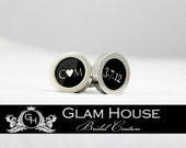 DIY Cufflinks,Groomsmen gift,personalized cufflinks,silver cufflinks,cufflink blanks,cufflinks,mens cufflinks,groomsmen gift,diy wedding