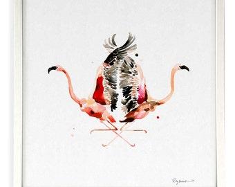 Flamingo Crest