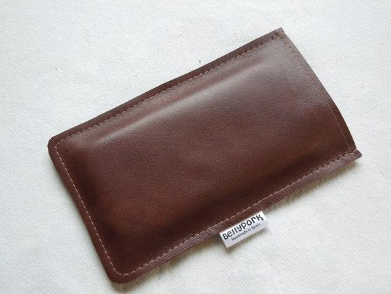 Smartphone case, leather case, Nexus 5 case, iPhone case, Galaxy case, Lumia case,brown case, mobile case, mobile leather case