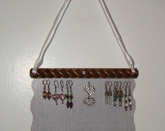 Jewelry Organizer Hanging Jewelry Holder Display     ' Minnie'