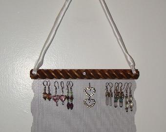 Jewelry Organizer Hanging Jewelry Holder Display     ' Minnie'