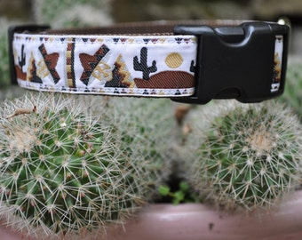 Dog Collar - Sombrero - 50% Profits to Dog Rescue