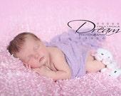 Newborn Bunny Slippers, Newborn Photo Prop, Baby Bunny Slippers, Newborn Booties, Baby Booties, Baby Gift, Baby Girl Booties