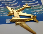 Jumbo Jet Airplane (2 pc)