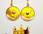 33% Off orders 99 Dollars+ Code 33OFF99 - Steampunk Gears Earrings