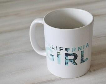 California Girl // Ceramic Mug