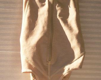 ann mitchell boned highwaisted panties size small
