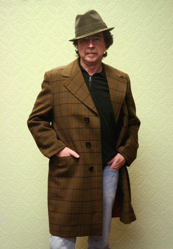 reserviert f r dave bitte nicht kaufen tweed mantel herren. Black Bedroom Furniture Sets. Home Design Ideas