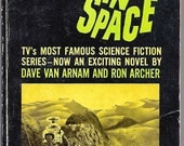 "Sixties TV Sci Fi: ""Lost In Space"" First Edition PBO Science Fiction Paperback Books"
