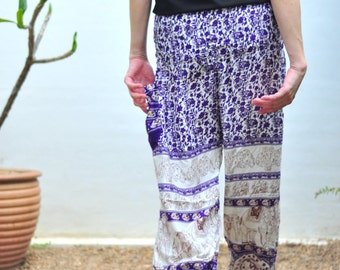 Boho Clothing Usa Elephant pants boho clothing