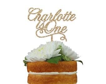 Custom Cake Topper - Birthday Age