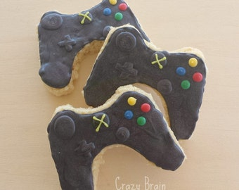 Xbox Rice krispie Chocolate Controllers (12)