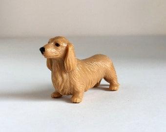 Blythe Friend - Dachshund Puppy Wiener Dog for  Blythe, Pullip, Barbie and 1/6 scale dolls